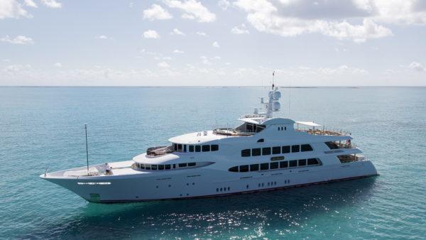 Mia Elise II Yacht for Charter