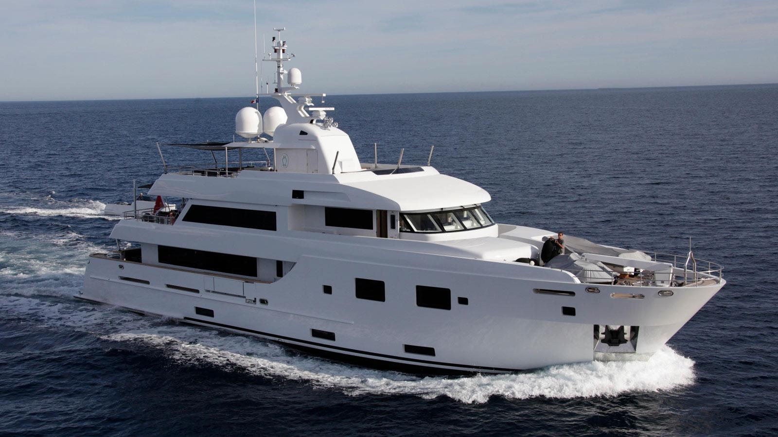 Superyacht JBH Sold