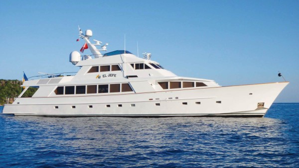 El Jefe Derecktor Yacht for Sale and Charter with IYC