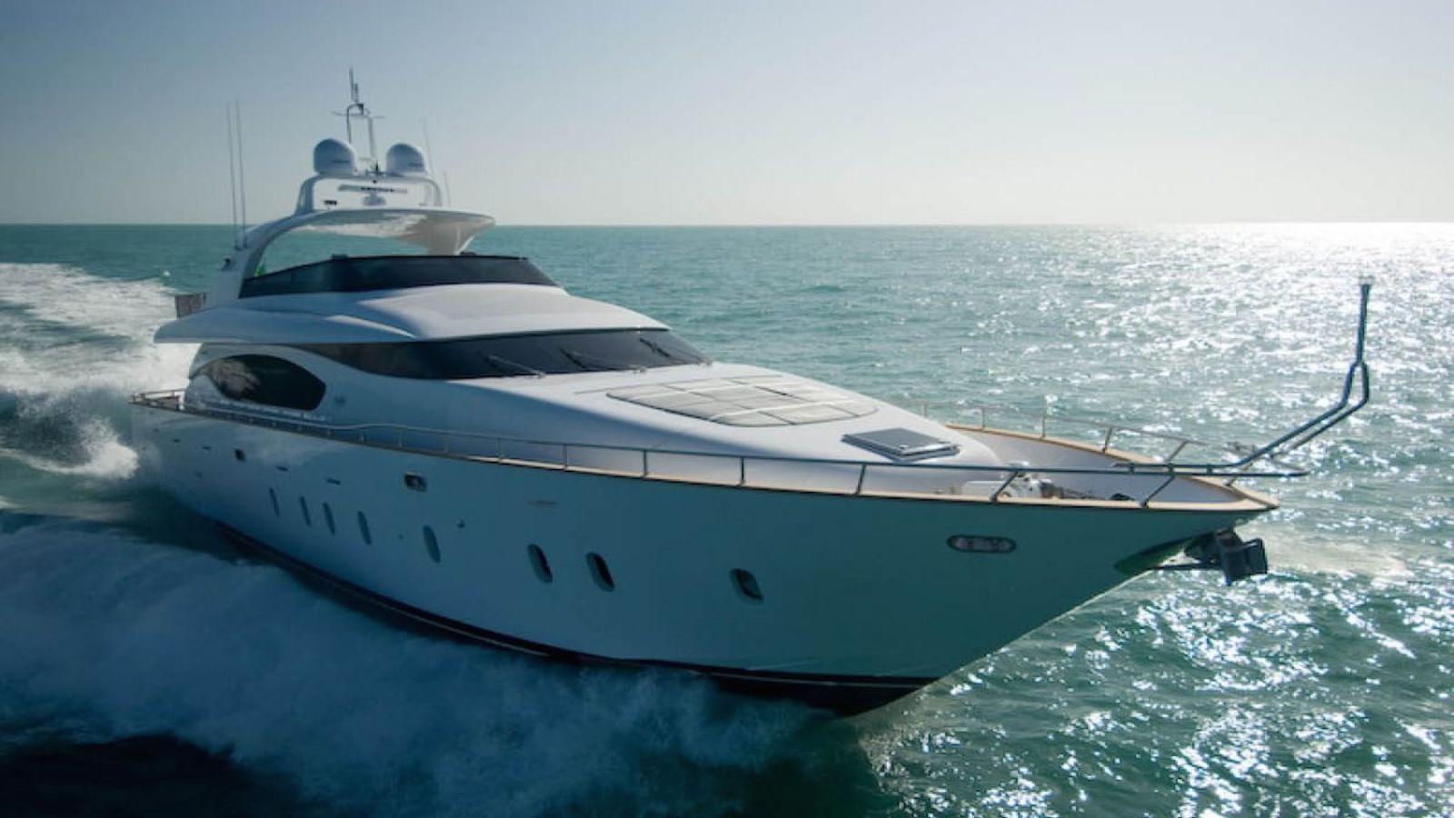 VITA superyacht sold by IYC