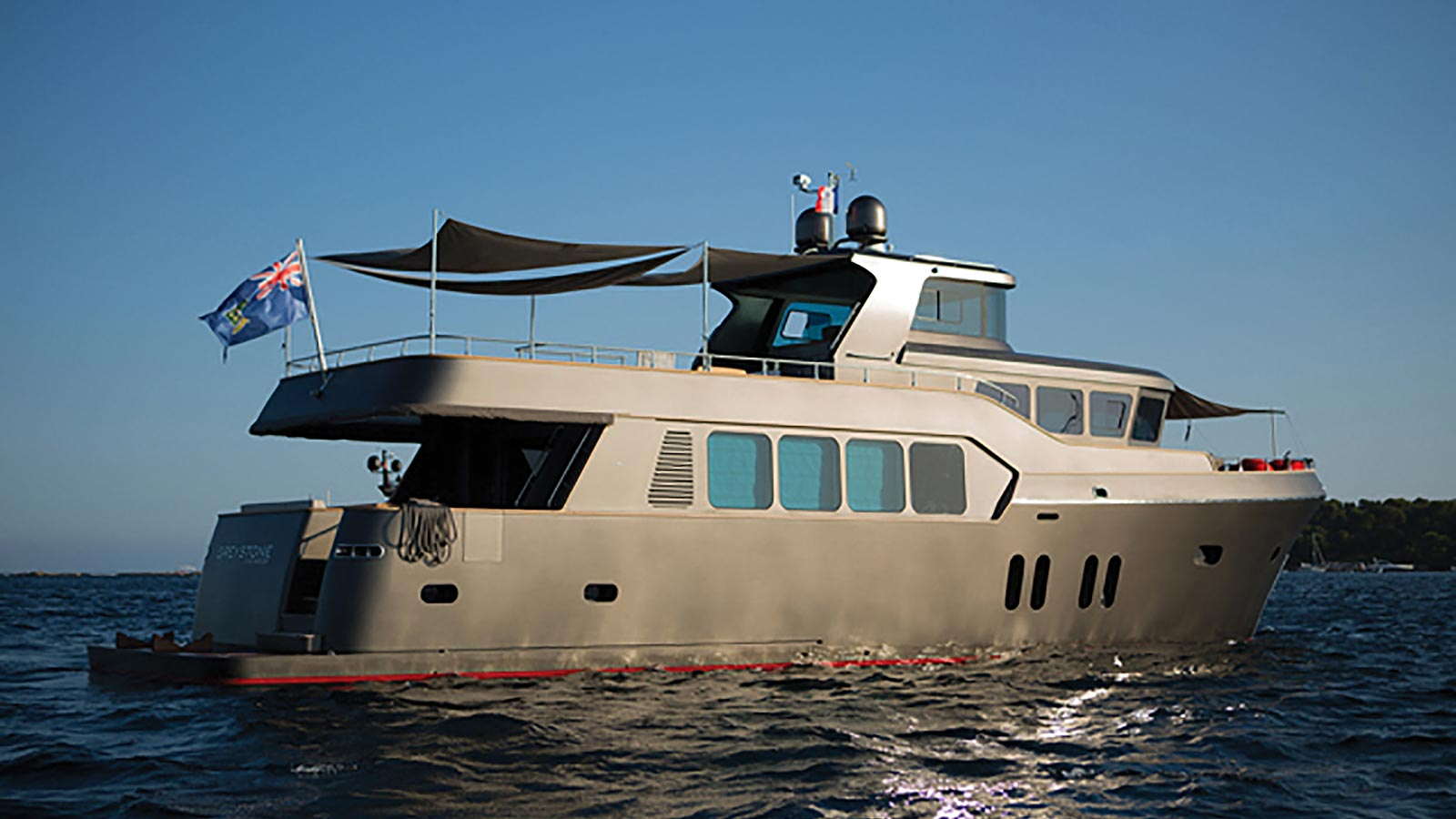 greystone yacht for sale
