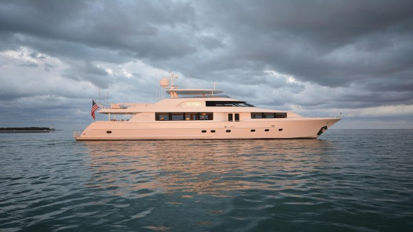 My Maggie 112 Westport yacht for sale