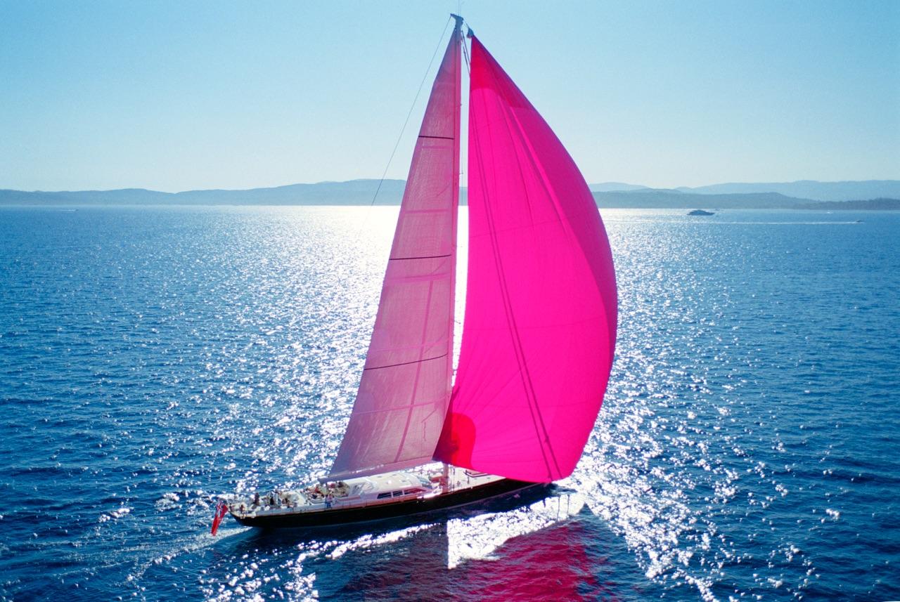 Pink Gin baltic Sailing yacht sold