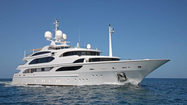 Yacht Andiamo Charter
