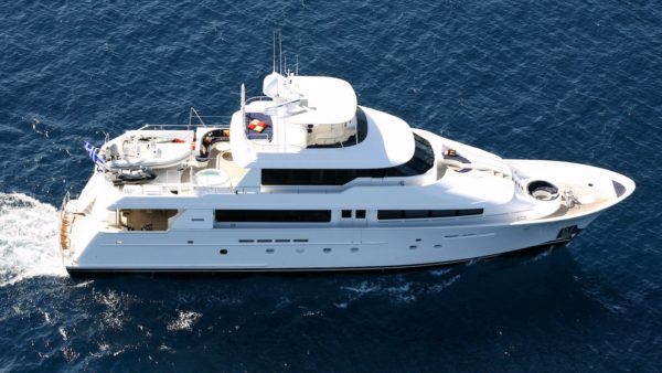 Yacht endlesssummer Charter