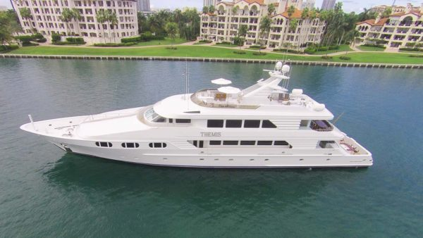 Themis Yacht for Sale