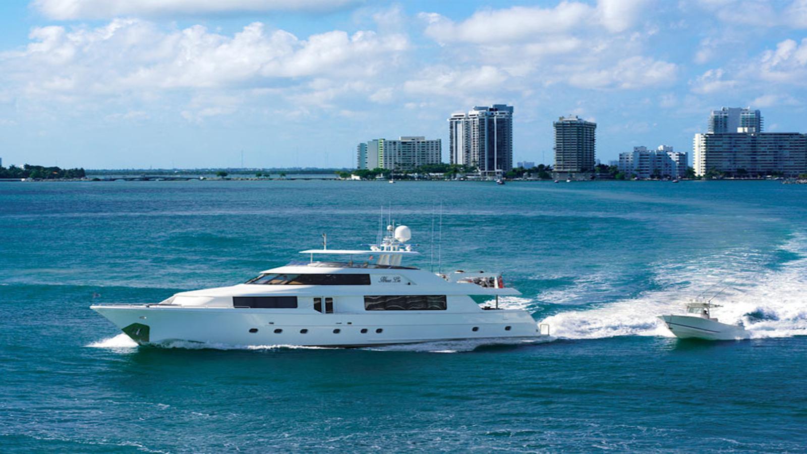 Frisky Lady Luxury Yacht for Charter
