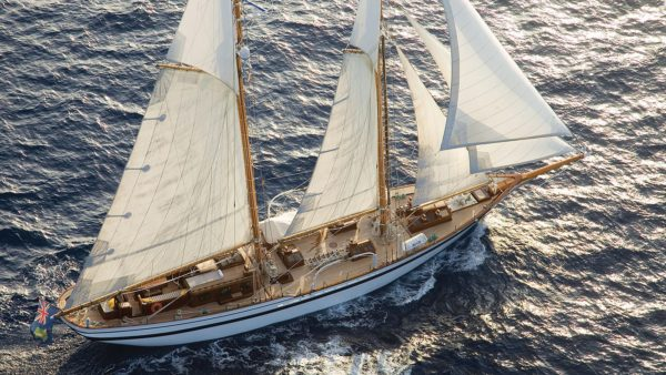 Lady Thuraya Luxury Sailing Yacht for Sale