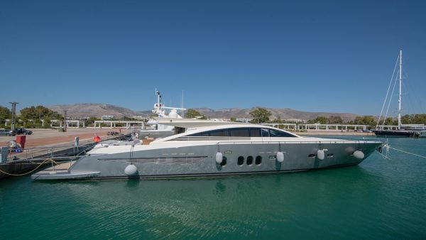 SUN ANEMOS Yacht for Sale