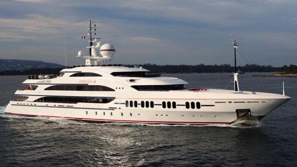 Yacht_ambrosia for Sale