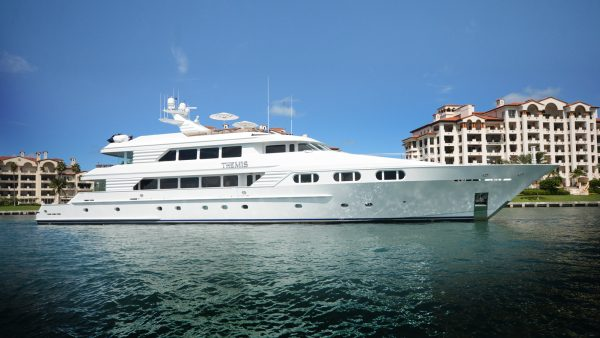 Themis Trinity Superyacht Sold by IYC