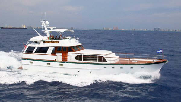 Burger Motor Yacht Victorian Rose Sold by IYC