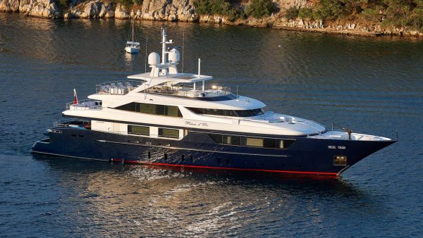 Reve D'Or Sanlorenzo Superyacht for Sale and Charter with IYC