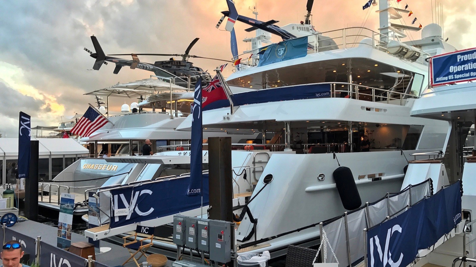 Fort Lauderdale International Boat Show 2017 Iyc