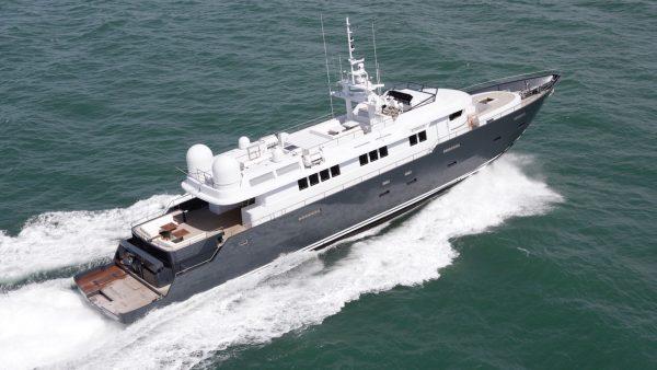 Ermis² Yacht for Sale - IYC