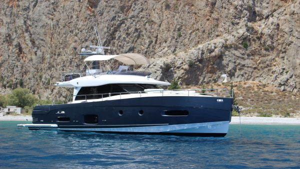 Mistral Yacht for Sale - IYC