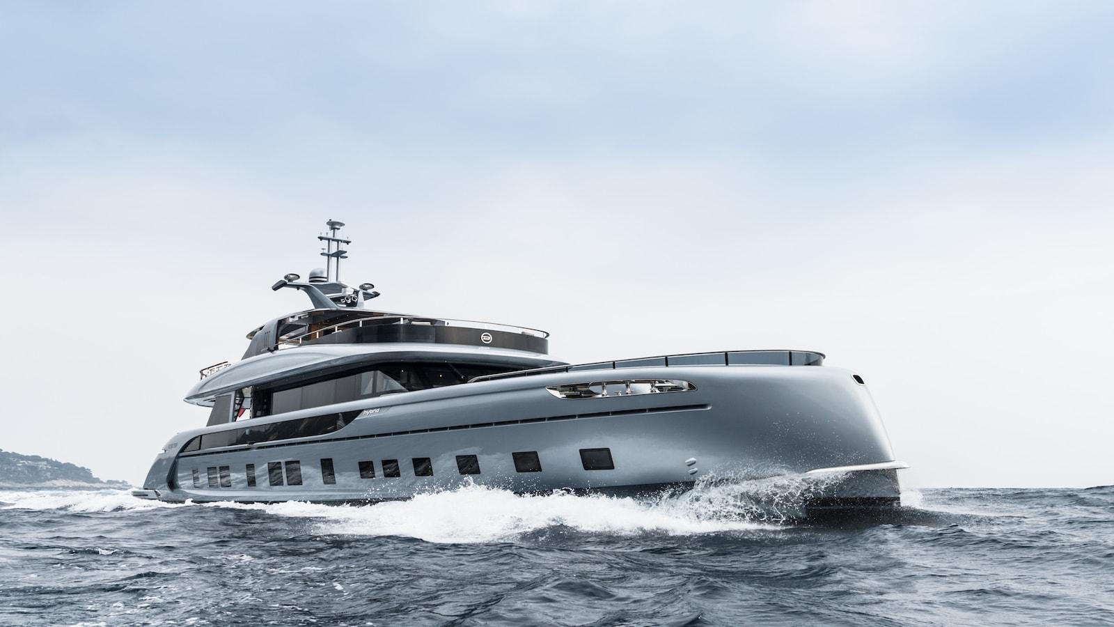 Gtt 115 Yacht For Sale Iyc
