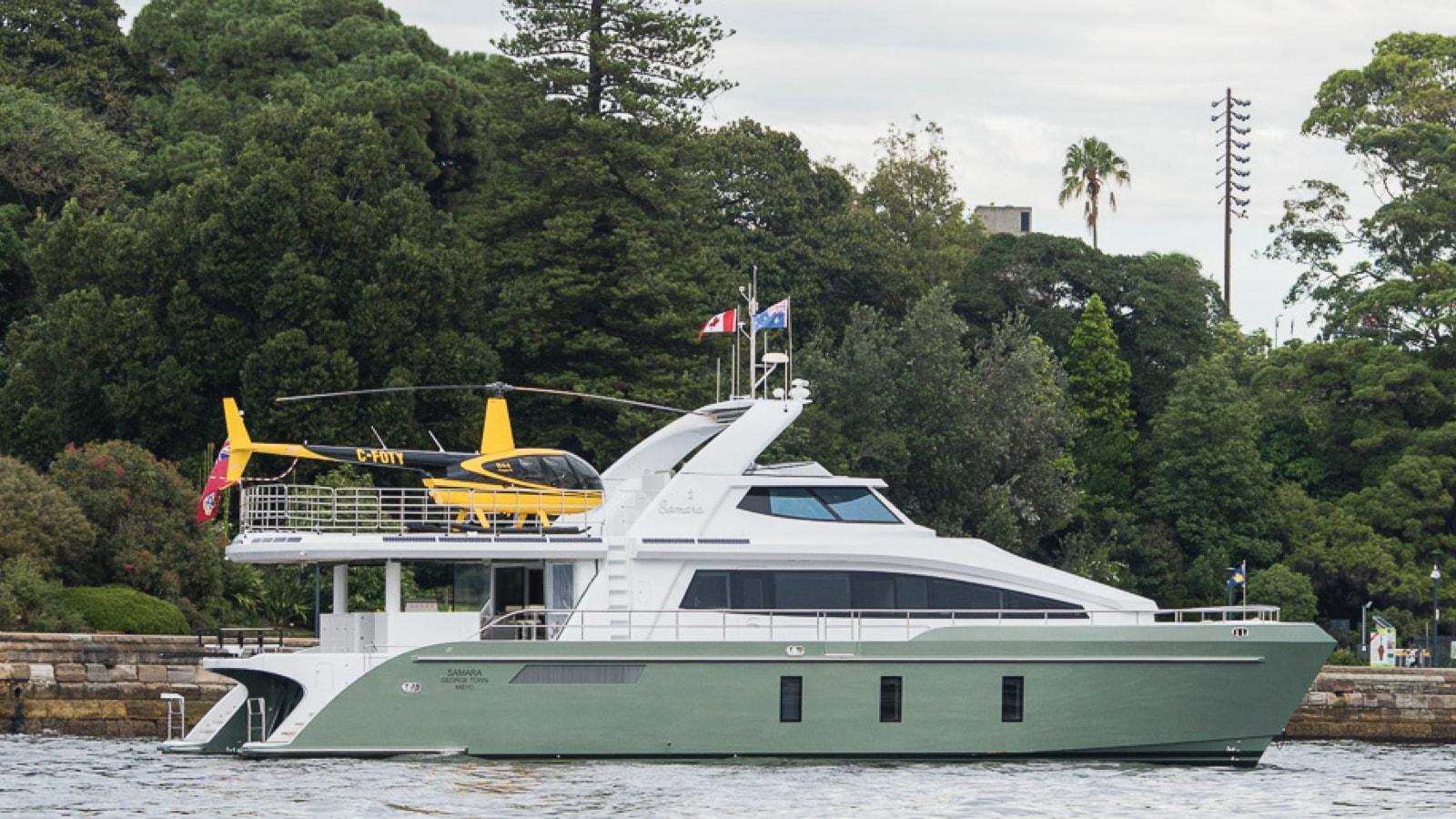 SAMARA Yacht for Sale - IYC