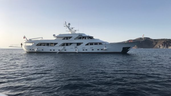 108' Classic Benetti Yacht for Sale - IYC