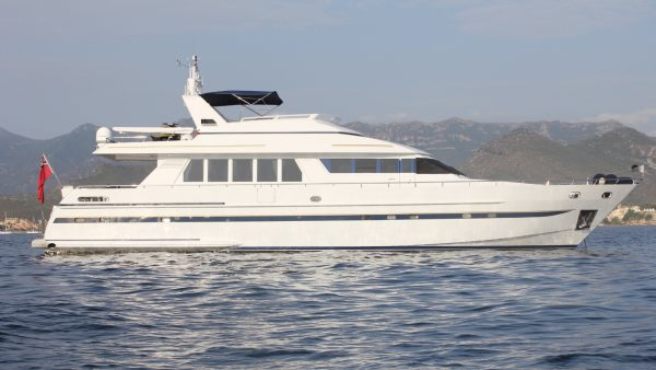 HAPPY DAZE Yacht for Sale - IYC