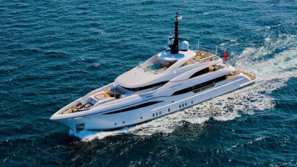 Nerissa Yacht for Sale