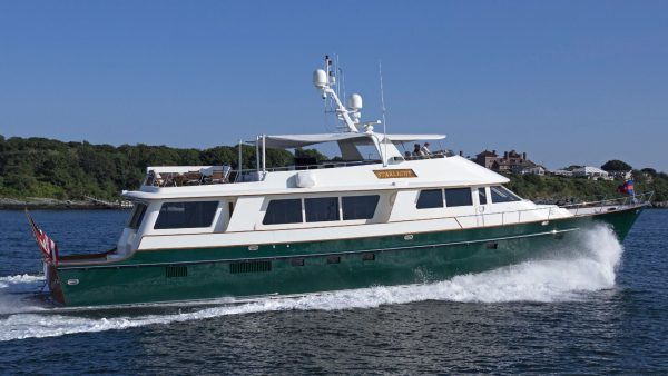 Starlight Yacht for Charter
