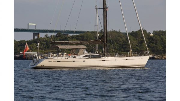 MAGRATHEA Yacht for Sale - IYC