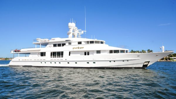 STARSHIP Yacht for Sale - IYC