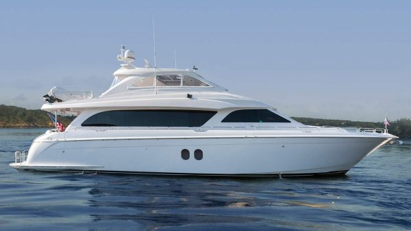 Hatters Yacht Frisky Lady Sold by IYC