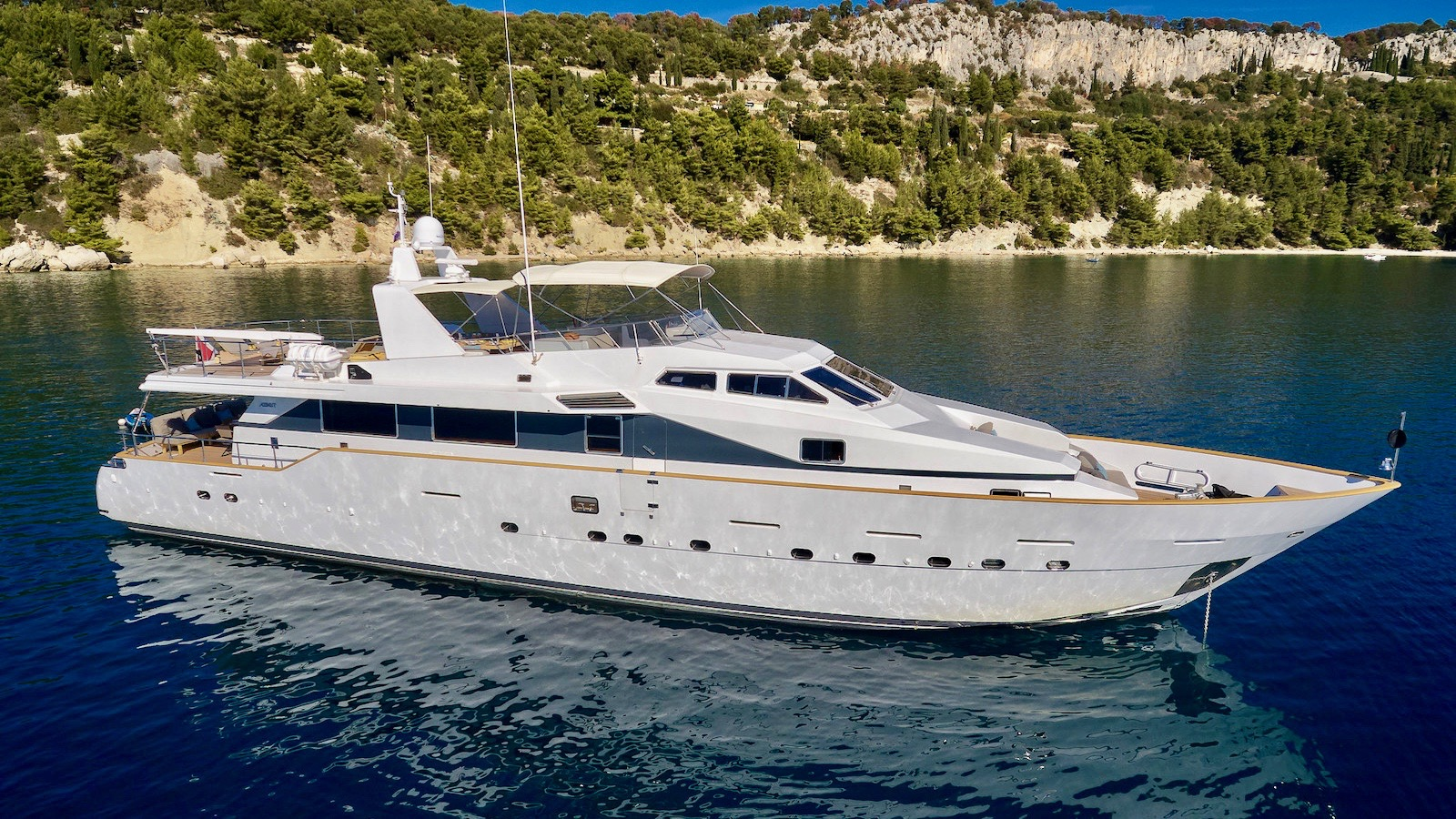 Moonraker II Yacht for Charter - IYC