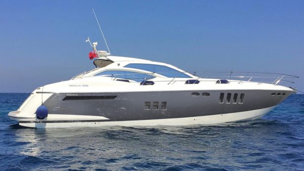 Cytherea Yacht for Sale