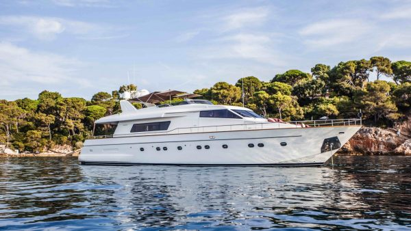 SOLAL Yacht for Charter