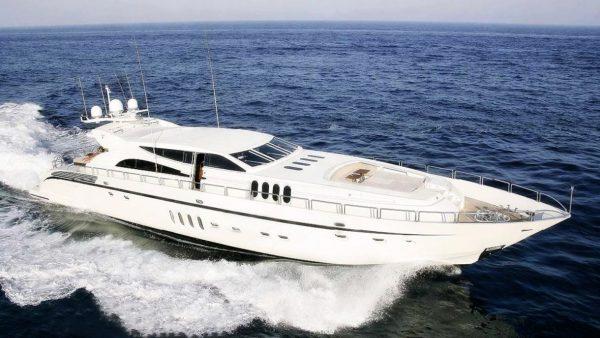 Vitamin Sea Yacht for Sale