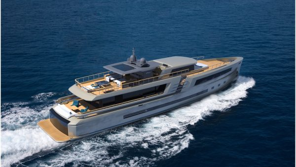 40m Lounge Hybrid Yacht for Sale - IYC