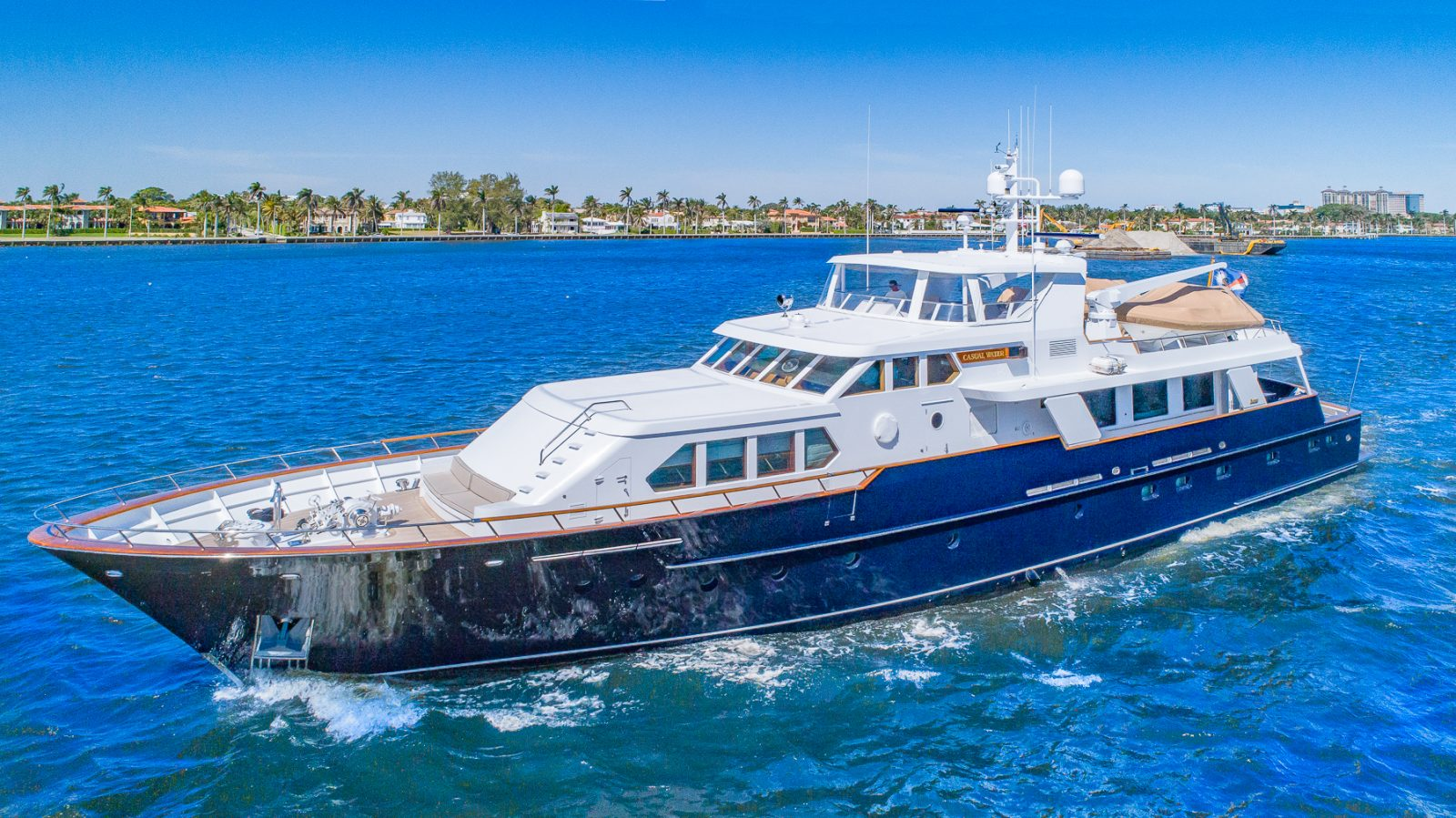 CASUAL WATER Yacht for Sale - IYC