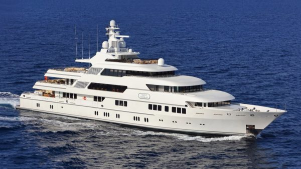 recent yacht sales