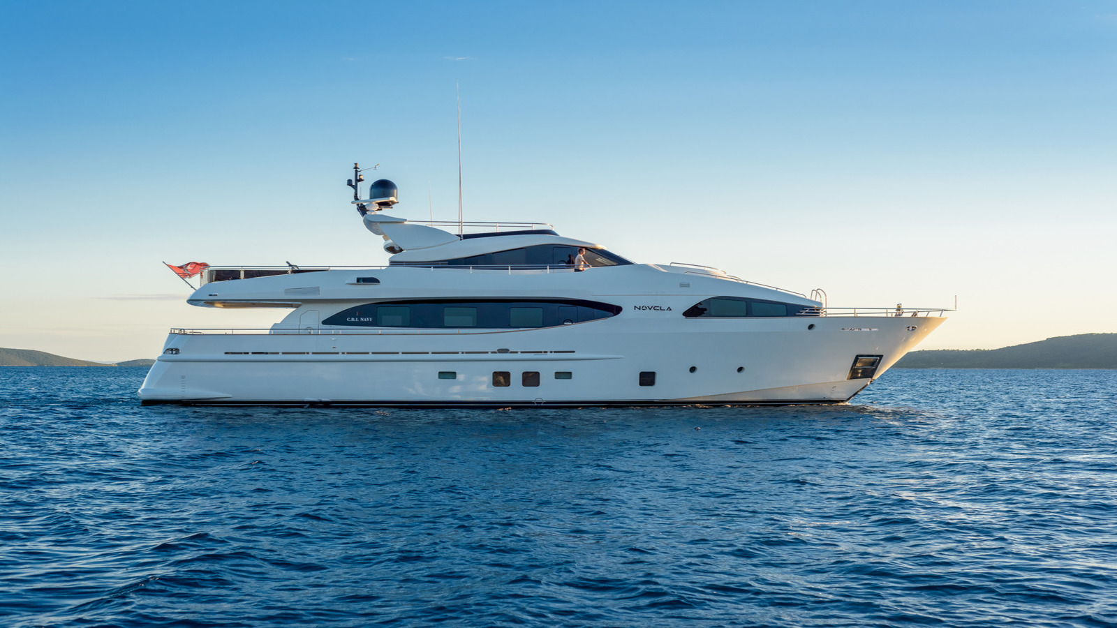 NOVELA Yacht for Sale - IYC