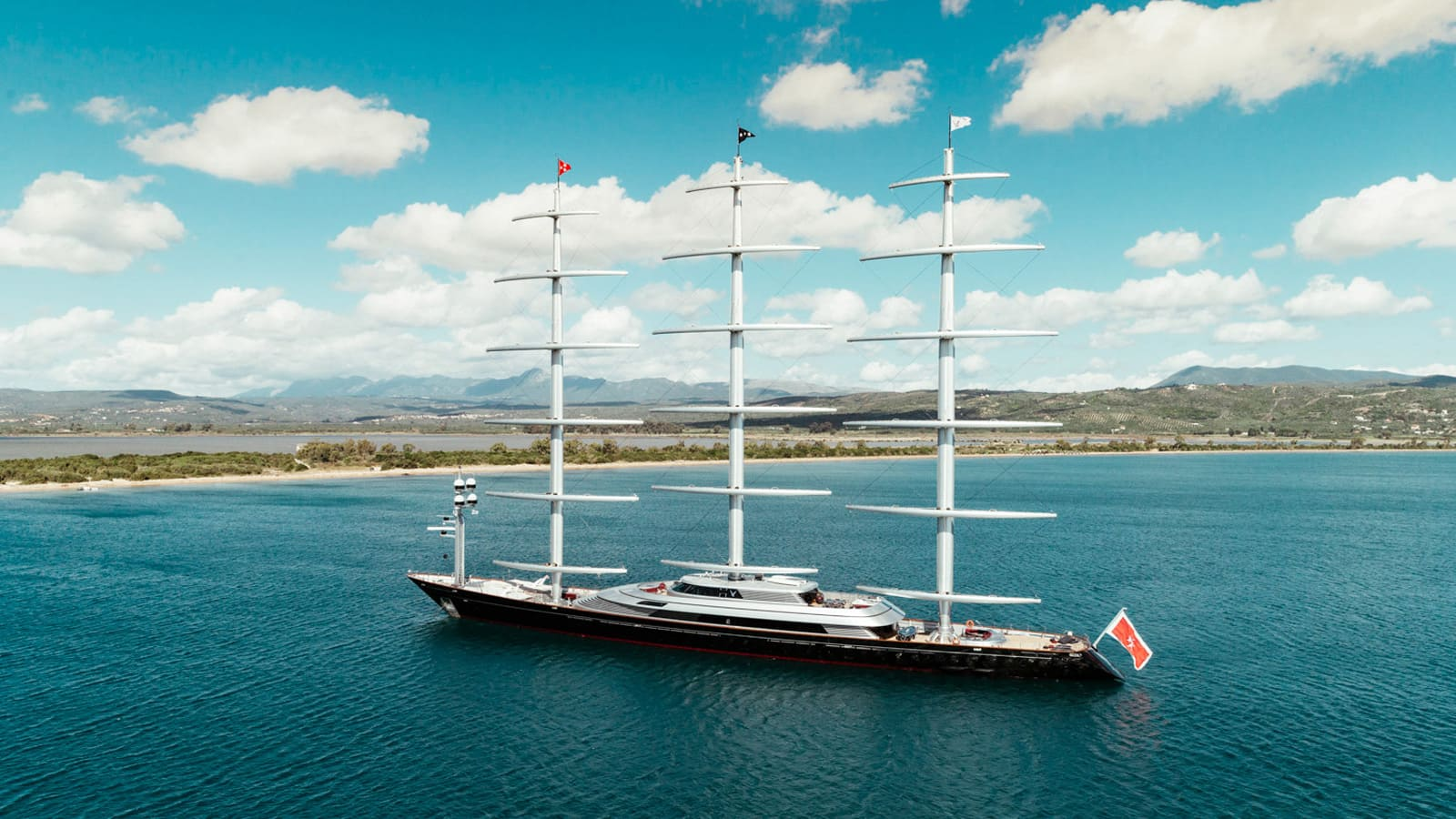 Maltese Falcon Yacht for Charter - IYC