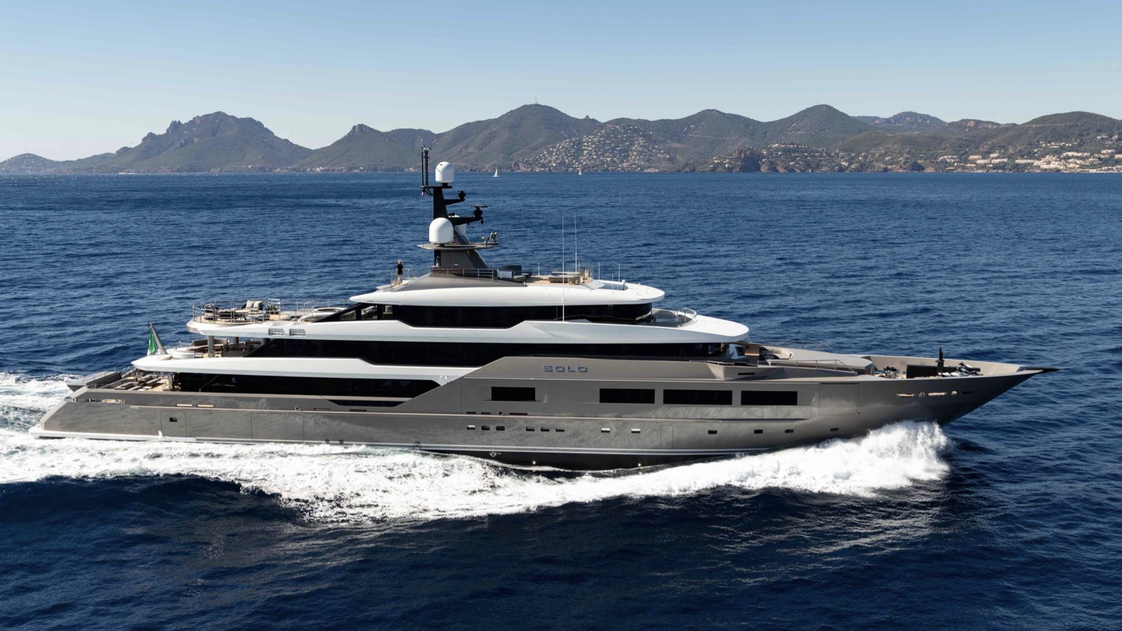 Mega Yachts for Sale - IYC