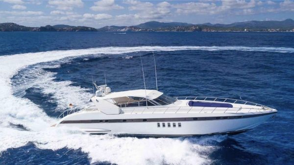 AQUARIUS M Yacht for Sale