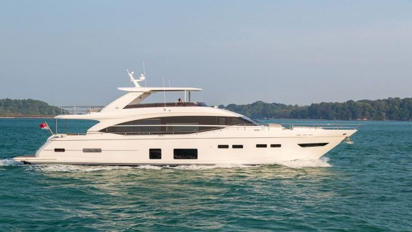 PERI Yacht for Sale