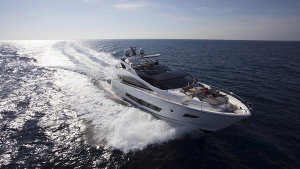 MOWANA Yacht for Charter