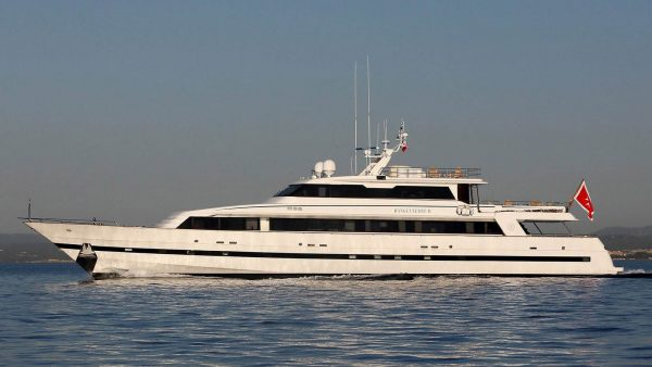 SEA LADY II Yacht for Charter