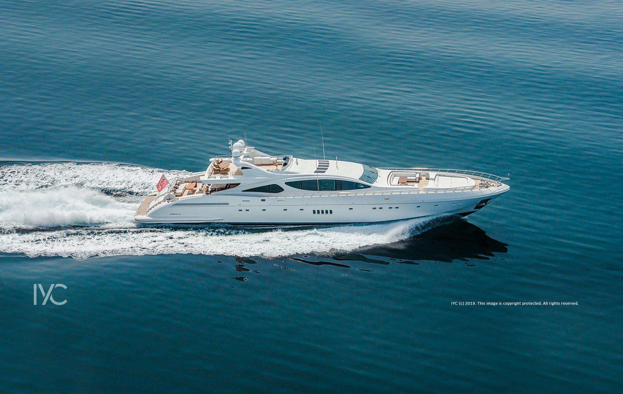 SAMHAN Yacht for Sale - IYC