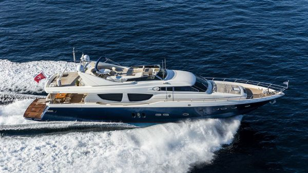 Fortunato Yacht for Sale