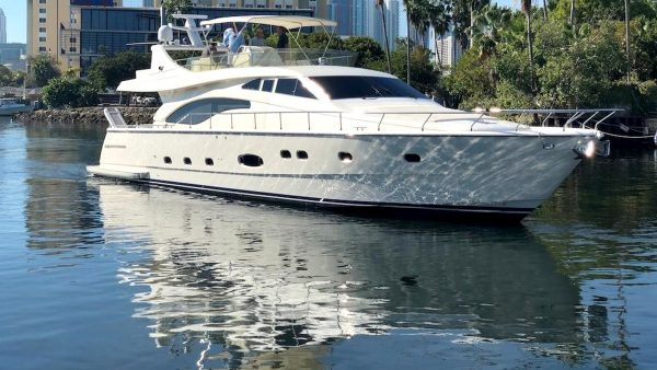 Lucretia Yacht for Sale