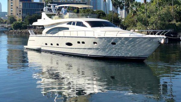 Lucretia Yacht for Sale