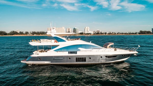 Temptation Yacht for Sale