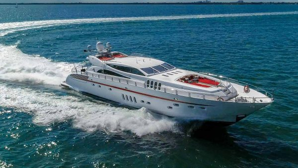 ASASKA Yacht for Sale - IYC