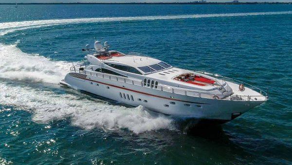 ASASKA Yacht for Sale - IYC